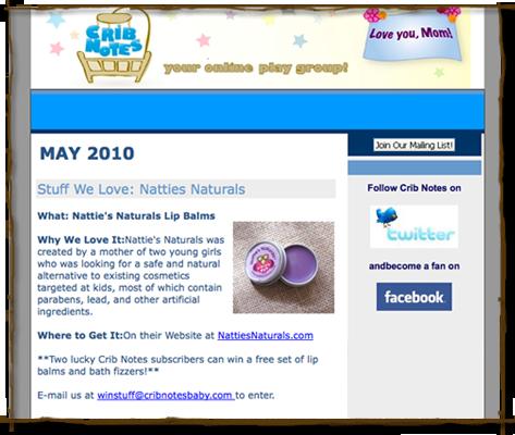 Crib Notes : May 2010